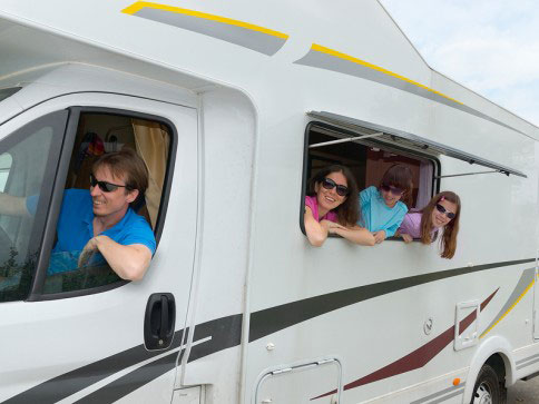 Camping & RV Facilities